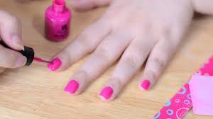 diy gel manicure tutorial