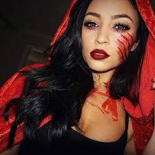 21 creepy halloween makeup ideas page