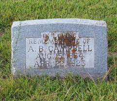 Albert Byron Campbell (1854-1923) - Find A Grave Memorial