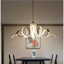 dimmable led pendant art deco