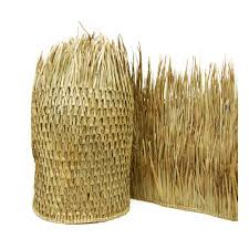 Backyard X Scapes 35 In H X 60 Ft L Mexican Palm Thatch Runner 511 60xl The Home Depot