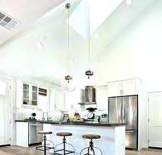 sloped ceiling pendant light adapter