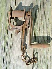 Barbed Wire Fence Tools In Other Collectible Tools For Sale Ebay
