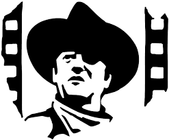 Signspecialist Com Beevault Decals John Wayne As Rooster Cogburn Vinyl Sticker Customize On Line Cinemas Films Videos 022 0106