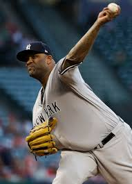 Sabathia Looks Headed to D.L. as Struggling Yankees Lose to Angels ...