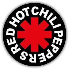 Amazon Com Valstick Red Hot Chili Peppers Rhcp Logo Car Bumper Sticker Decal Clothing