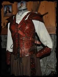 leather armor archer