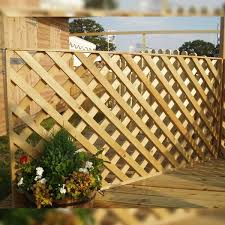 Denbigh Timber The Willow Fence Panel