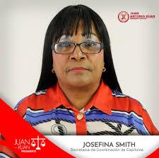 Josefina Smith Bárcenas, Licenciada en... - Coalición Jurídica ...
