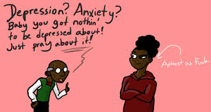 Comic: We need to take the mental health of Black women far more seriously  - The Black Youth Project