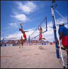 AVP Action | Association of Volleyball Professionals action.… | Flickr