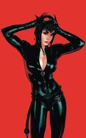 "Adam Hughes Handsigned and Numbered Limited Edition Giclee on Paper:""Meow!""  - Adam Hughes"