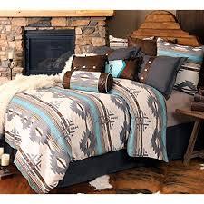 western bedding sets king com