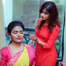 lady makeup artist in chennai