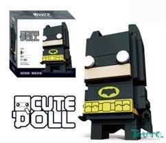 Bộ đồ chơi xếp hình Lego BatMan - 14cm