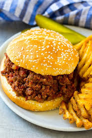 slow cooker sloppy joes dinner at the zoo