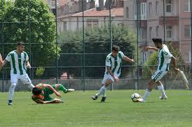 Konyaspor'umuz: 0 - Alanyaspor: 2 (Elit U19 Ligi)