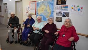 Wirraminna Care resident walkers clock up 15,750km | Barossa & Light Herald  | Tanunda, SA