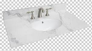 sink countertop quartz bathroom granite