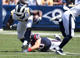 Rams keep RB Malcolm Brown by matching ...