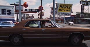 James Bond Locations: Bond's rental cars - Hertz and Avis