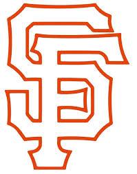 San Francisco Giants Sf Die Cut Vinyl Graphic Decal Sticker Mlb Baseball