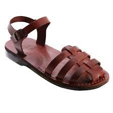shimon handmade leather sandals
