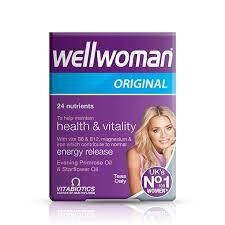 Wellwoman Original By Vitabiotics | Womens Supplements