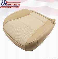bottom replacement leather seat cover