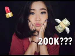 200k makeup challenge bahasa indonesia