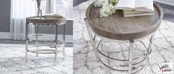 zinelli gray round coffee table ottawa