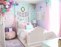 40 Cute Unicorn Bedroom Design 20 Furniture Inspiration Pastel Girls Room Room Makeover Girl Room