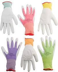 nt3700ac nitrile touch garden glove