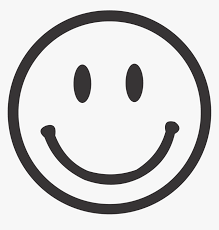 color in smiley face hd png