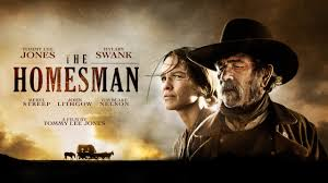 THE HOMESMAN - OFFICIAL UK TRAILER [HD] - HILARY SWANK, TOMMY LEE ...