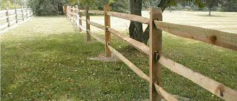 Split Rail Fence Black Locust Split Rail
