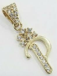 14k yellow gold tiny king crown