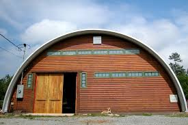 quonset huts easy to construct round
