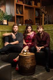 lady antebellum on their palms