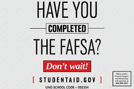 Have You Filed Your 2020-2021 FAFSA ...