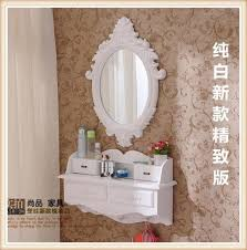 mirror wall mounted bedroom dressing
