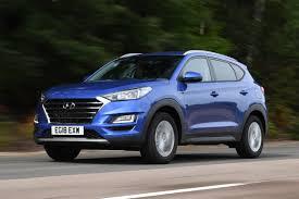 Hyundai Tucson review | Auto Express