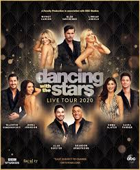 DANCING WITH THE STARS - LIVE TOUR 2020 ...