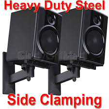 2 pack steel large side clamping