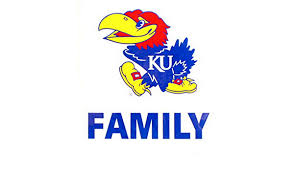 Amazon Com Siskiyou Ku Kansas University Family Jayhawk Auto Cling Decal 5 X 5 Inches Sports Outdoors