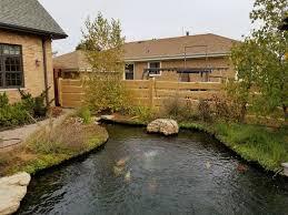 Pond Fence Fence House Styles White Oak