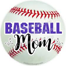 Car Decals Magnets Stickers For Baseball Mom