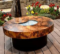 fire pit glass rocks fire tables fire