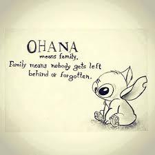 cute disney family lilo ohana quotes stitch lilo stitch