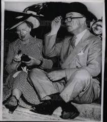 Robert Abercrombie Lovett and Adele Brown Lovett | Press photo ...